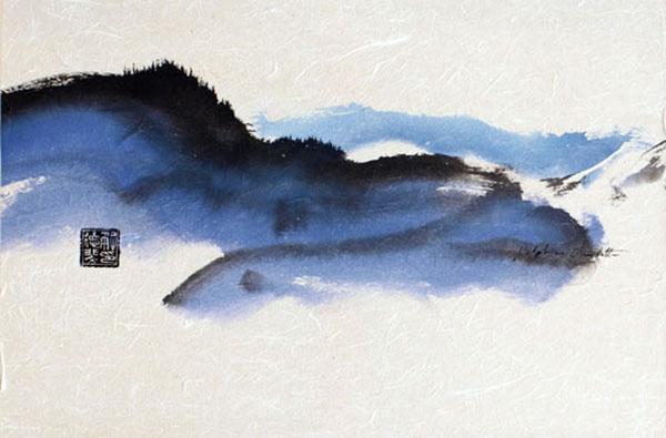 Peintures de montagnes