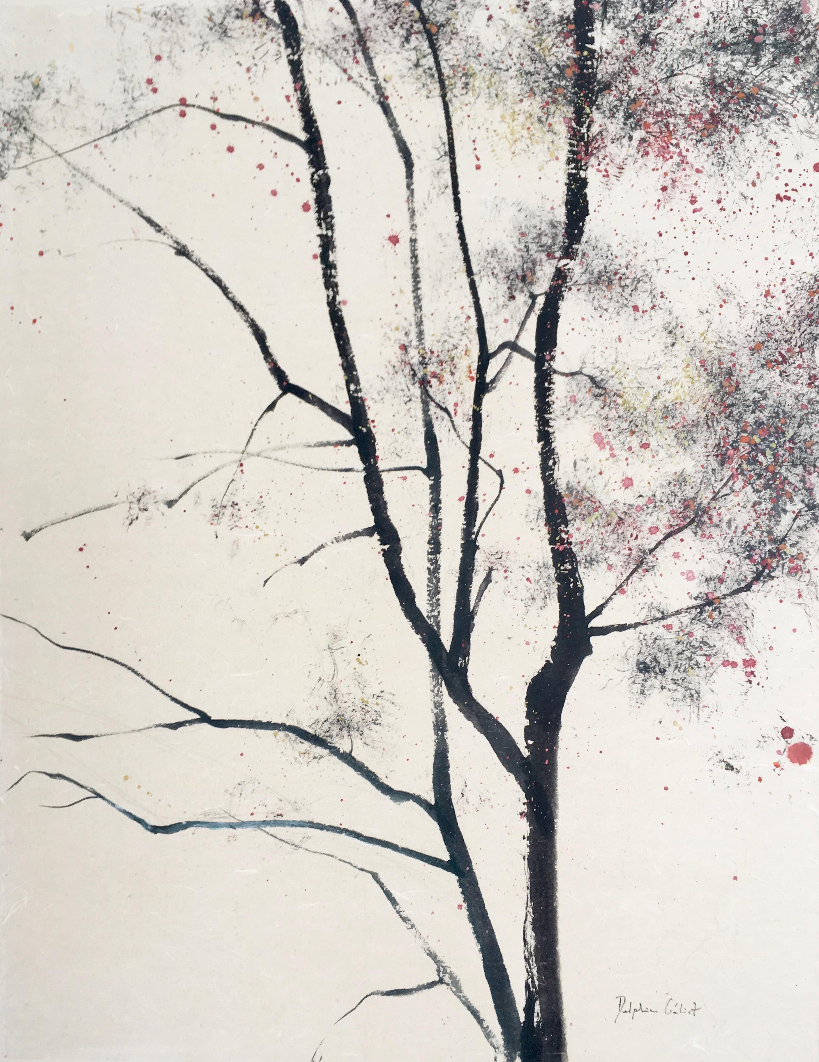 Peinture Encre de Chine et pigments
